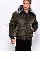 Мужская куртка парка  Glo-story
