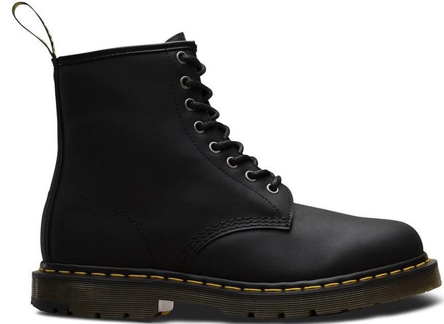 """Мужские зимние ботинки Dr.Martens """"Black"""""""