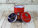 Железная банка для мелочей 75г Англійський чай, фото 2