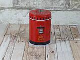 Железная банка для мелочей 75г Англійський чай, фото 3
