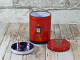 Железная банка для мелочей 75г Англійський чай, фото 5