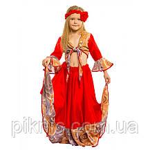Костюм Цыганочка 7,8,9 лет Детский новогодний карнавальный костюм для девочки 344, фото 3