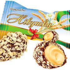 "ТМ Shokoladno ""Нивушка"" молочно -шоколадный вкус 600 грамм"