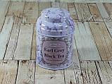 Железная банка для чая и кофе 75г Ерл Грей, фото 5