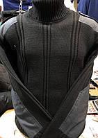 Свитер мужской TAIKO, шерстяной, хомут, свитер-гольф
