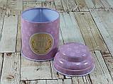 Железная банка для чая и кофе 75г Щастя, фото 2