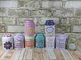 Железная банка для чая и кофе 75г Щастя, фото 7