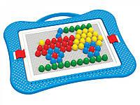 Мозаика ТехноК для малышей №6 Синяя 1194