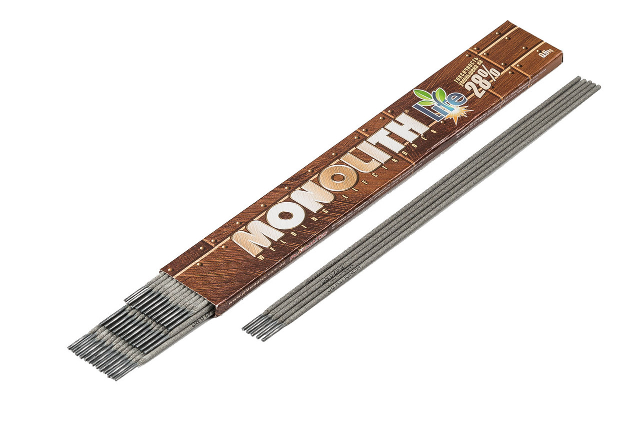 "Электроды Монолит ""MONOLITH"" РЦ Ø 2 мм (упаковка - 0,5 кг)"