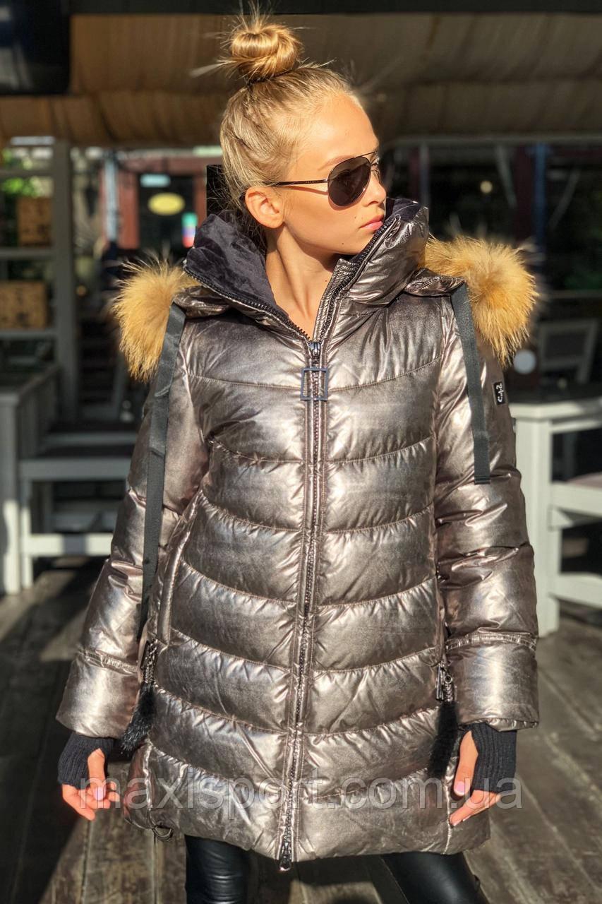 Детское пальто для девочек Freever (4404)