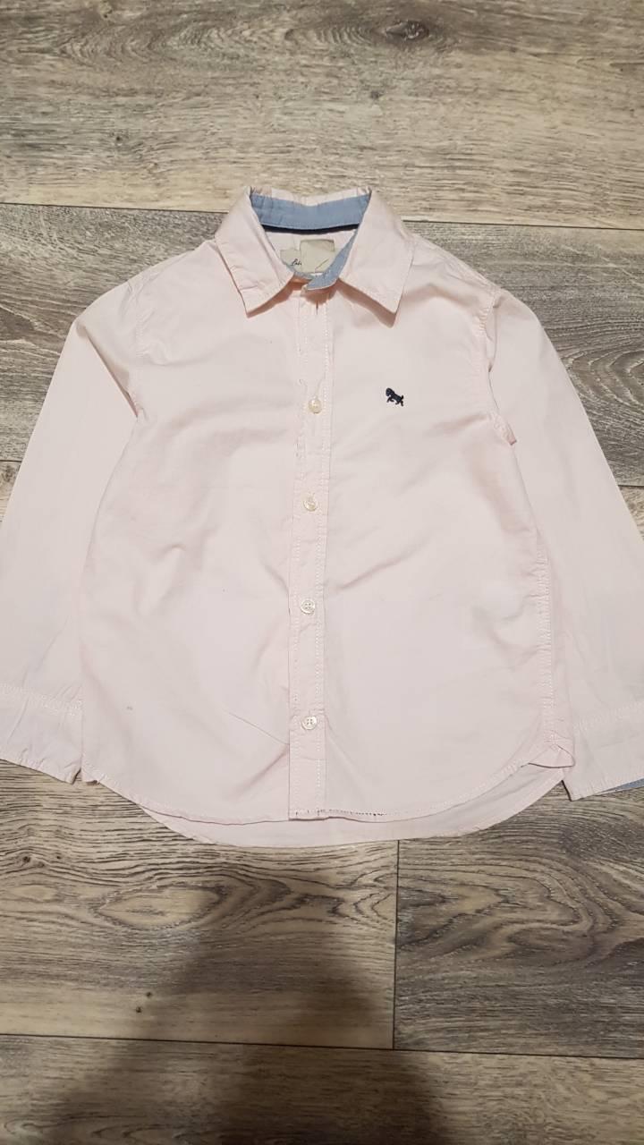 Рубашка для мальчика 18