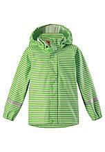 Демисезонная куртка-дождевик для мальчика Reima Vesi 521523-8462. Размеры 110 - 134.