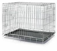 Клетка (93*69*62см) для собак транспортная, Trixie 3924