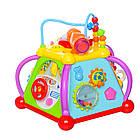 Развивающая игрушка Limo Toy 806Logic Развлекательный центр, фото 3