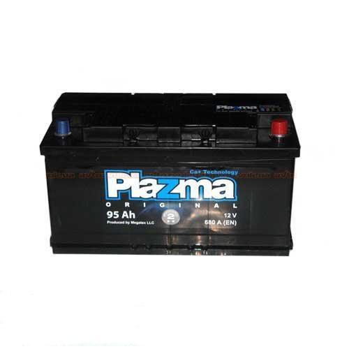 Plazma 6СТ-95 АзЕ Original 595 62 04 Автомобильный аккумулятор