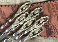 """Шампура ручной работы для шашлыка """"Кабаны"""", 6шт"""