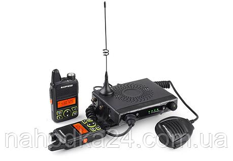 Автомобильная рация Baofeng Mini One UHF 15Wt, фото 2