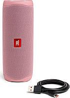 Акустическая система JBL Flip 5 Dusty Pink