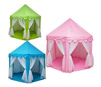 Намет для дітей КОЛЬОРИ НА ВИБІР Дитяча палатка Дитячий домік детская палатка вигвам Детский домик игровой