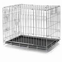Клетка (78*62*55см) для собак транспортная, Trixie 3923
