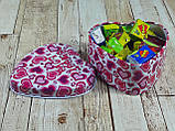 Жвачки Love is в подарочной коробке, фото 2