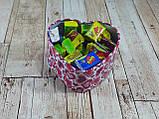 Жвачки Love is в подарочной коробке, фото 5