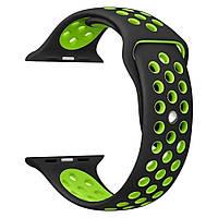 Ремешок ArmorStandart Sports для Apple Watch 42 мм Green (40258)
