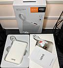 Power Bank швидкої зарядки 10 тис. мАч,Vidvie PB744,білий, фото 3