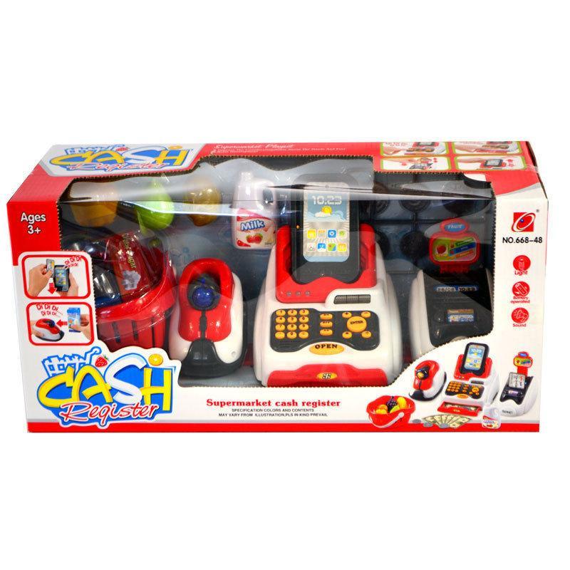 Ігровий набір Касовий апарат 668-48