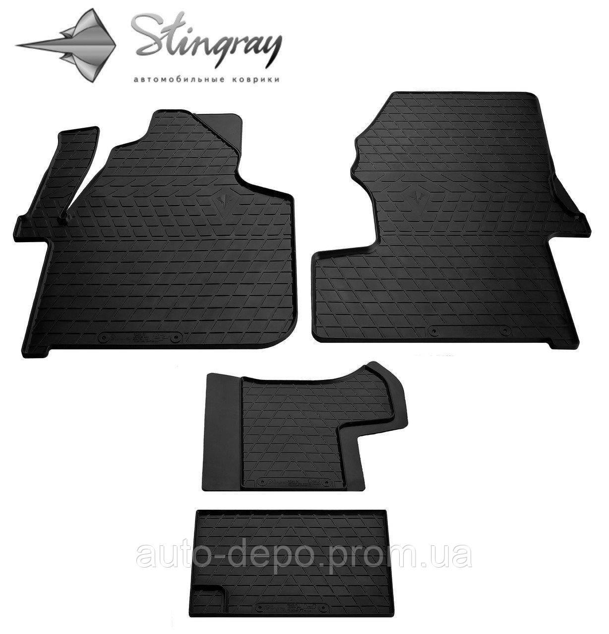 Коврики автомобильные для Volkswagen Crafter (1+1) 2006- Stingray
