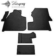 Коврики автомобильные для Volkswagen Crafter (1+1) 2006- Stingray, фото 1
