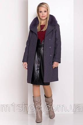 зимнее пальто женское Modus Лизи 8170, фото 2