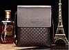 Мужская сумка через плечо Polo Videng Paris Барсетка Сумка-планшет+Часы в Подарок. Оригинал, фото 5