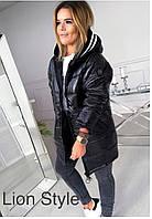 Женская молодёжная зимняя куртка (ботал)