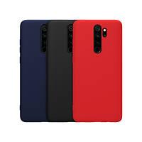 Чехол Xiaomi Redmi Note 8 Pro Rubber Wrapped Protective Case