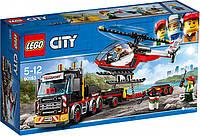 Конструктор LEGO City Перевозка тяжелых грузов 310 деталей (60183)