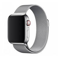 Ремінець Milanese Loop Band for Apple Watch 42 mm Silver, фото 1