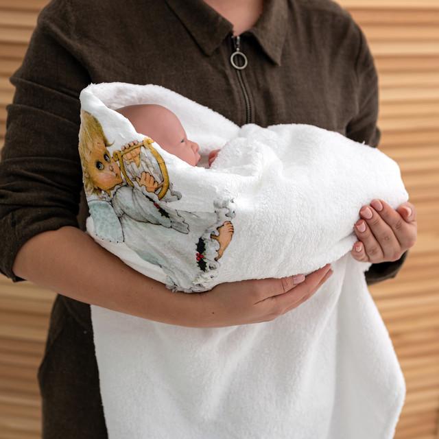 Крижмо для дитини на хрещення