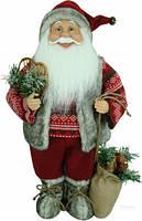 Новогодний дед мороз 46 см / санта клаус