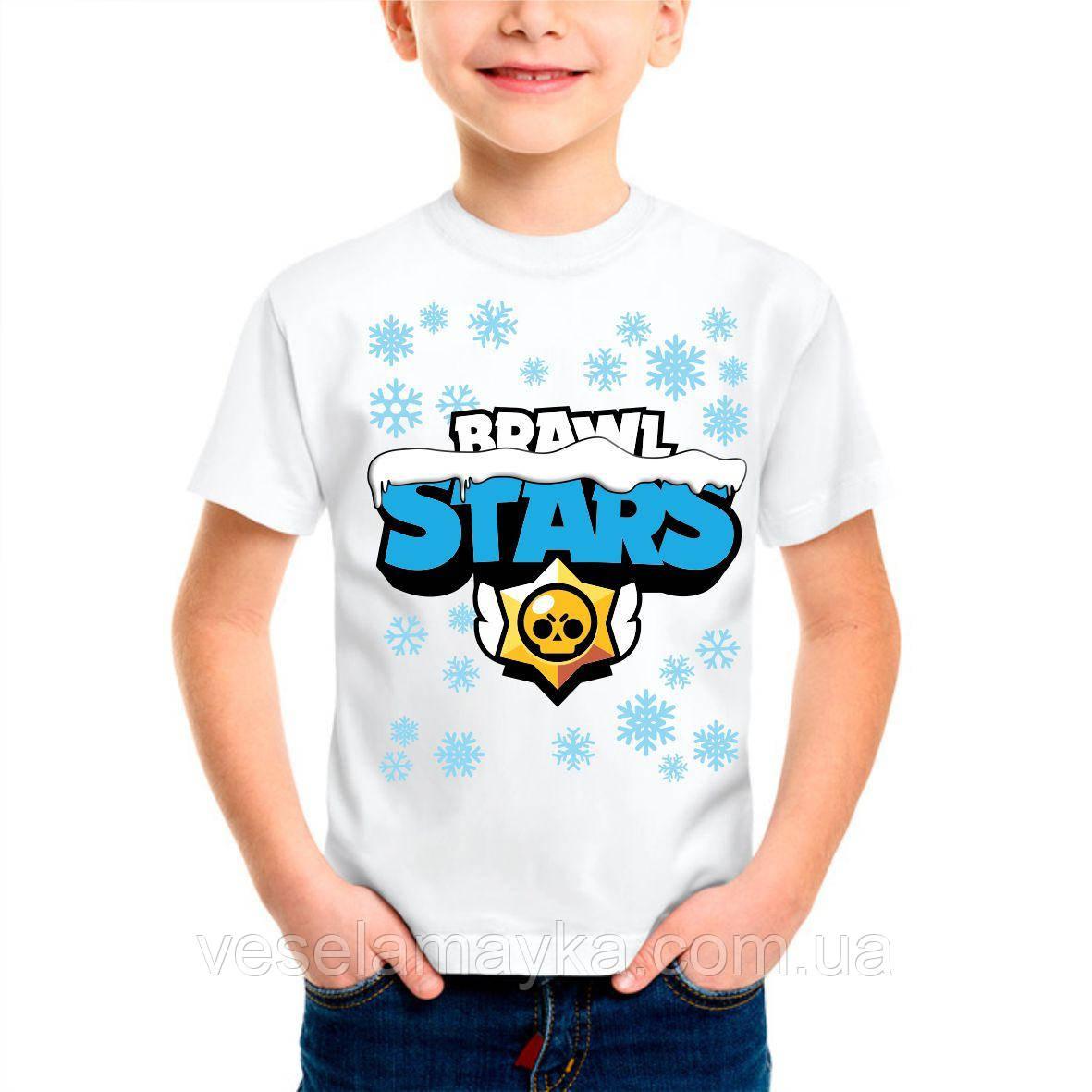 Детская футболка BS (Новогодний)