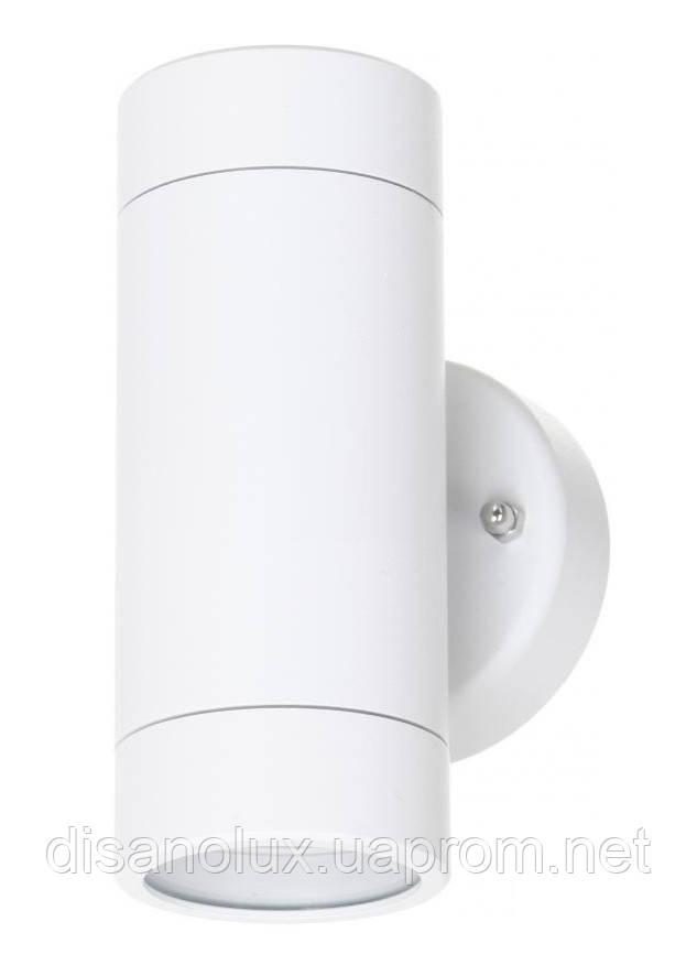 Світильник садово-парковий для підсвічування фасаду AL130C-X GU10 35 Вт IP44 білий