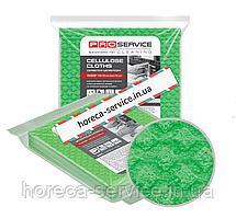 PRO-Service салфетка целлюлозная зеленая 18x18 (5шт)