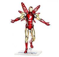 "Фигурка Марвел, Железный Человек MK 85, ""Финал"" 18 см - Marvel Iron Man Mk 85, Avengers Endgame"