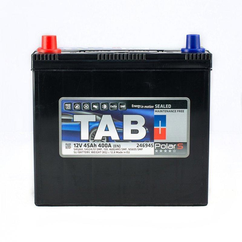 TAB Polar 6СТ-45 Автомобильный аккумулятор