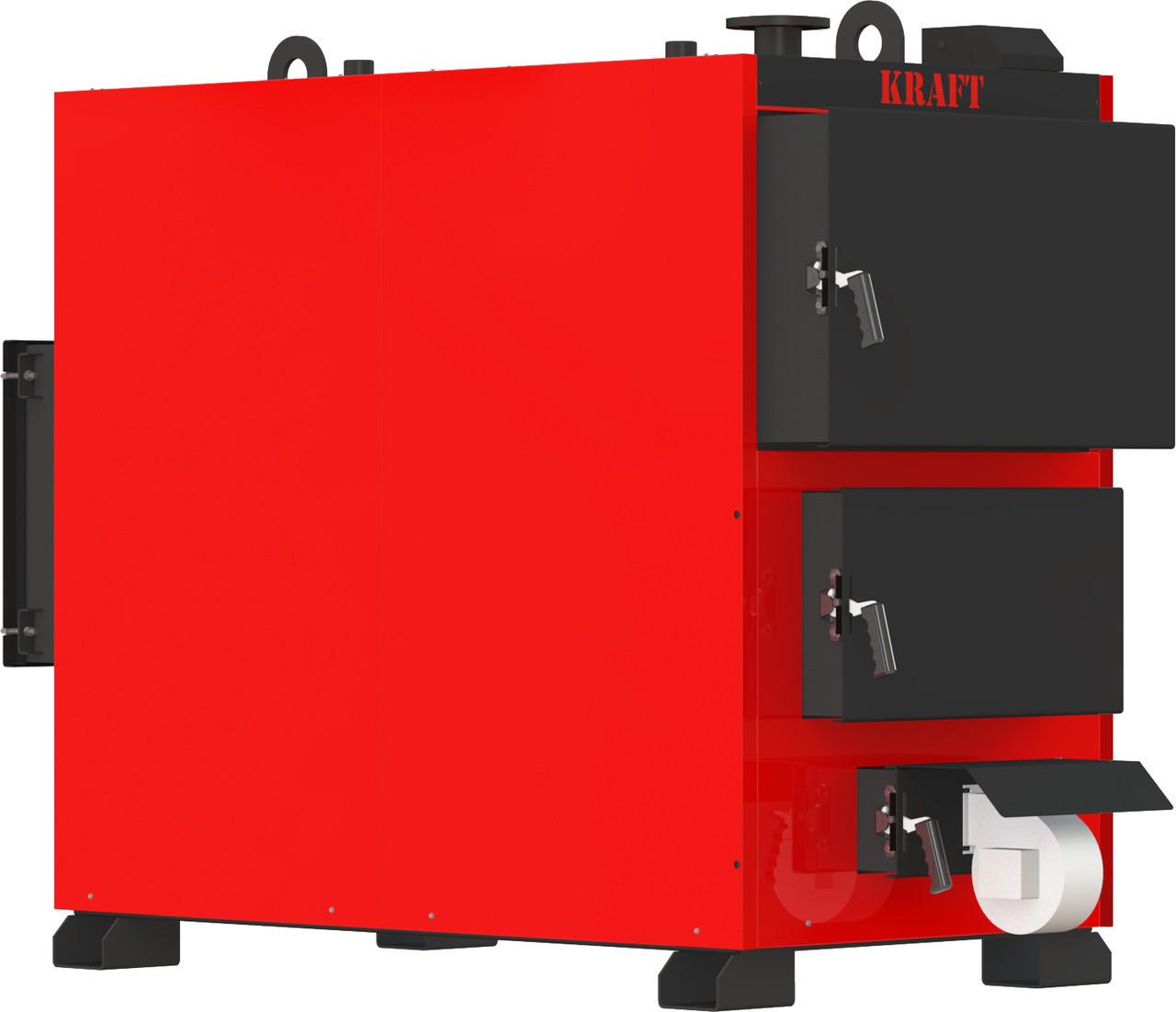Жаротрубные котлы KRAFT PROM мощностью 300 кВт