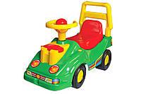 Машинка-каталка ТехноК с телефоном Зеленая 1078