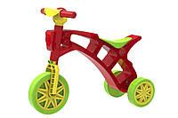 Ролоцикл ТехноК  Красный 1077-1
