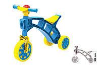 Ролоцикл ТехноК Голубой 1077-2