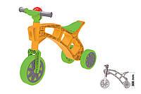 Ролоцикл  Технок Желтый 1077-3