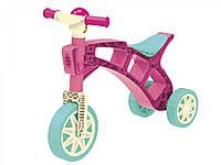 Ролоцикл  Технок Розовый 1077-4